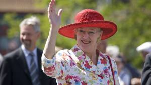 """Dronning Margrethe """"svært begejstret"""" over fund nær slottet"""